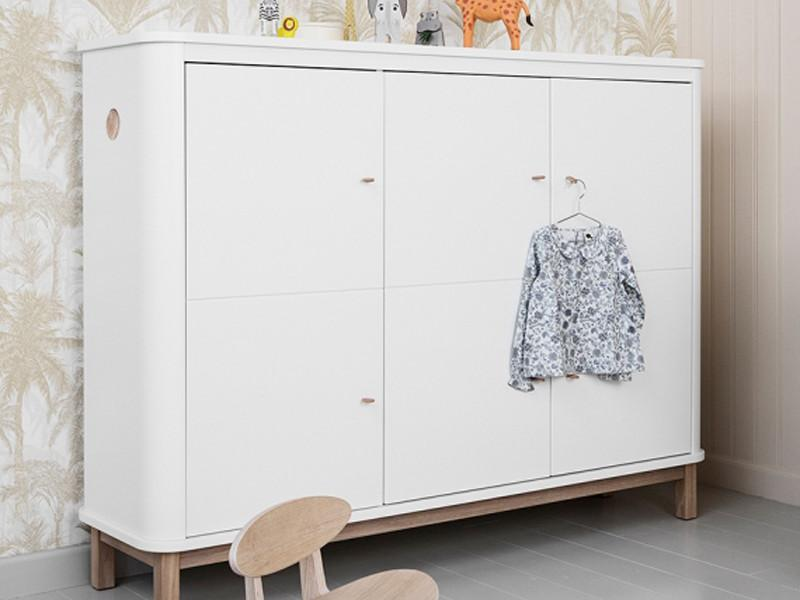 WOOD MULTI-SCHRANK - Nordish Living Shop