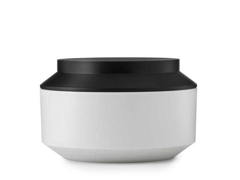 Geo Jar With Lid