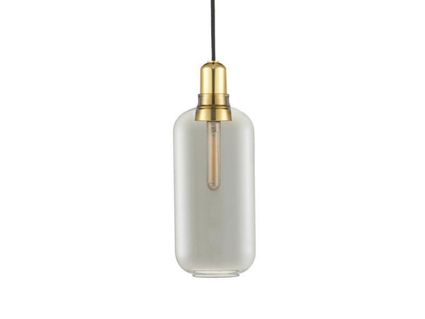 Amp Lamp Large Brass
