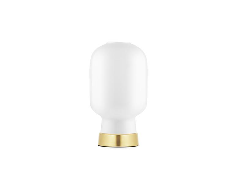 Amp Table Lamp Brass