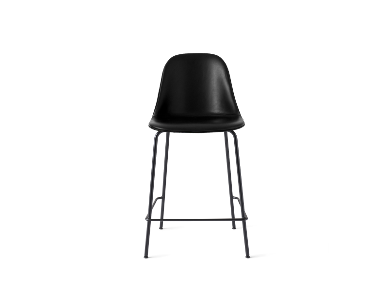 Harbour Side Counter Chair Steel Base Full Upholstery MENU-9290004