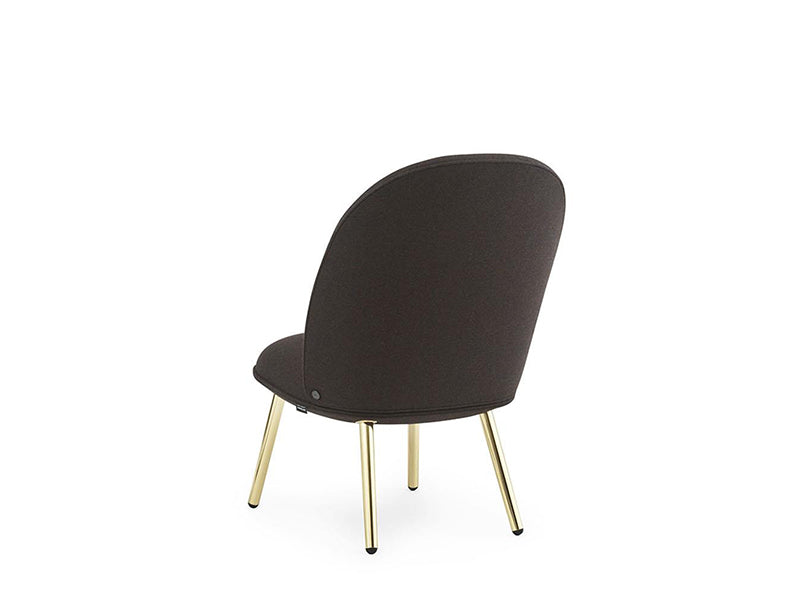 Ace Lounge Chair Metallic