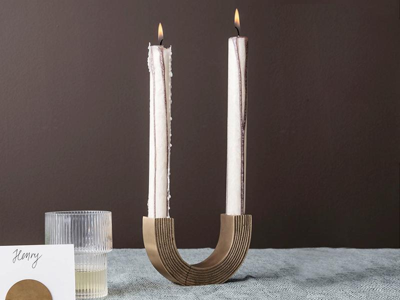 Arch Candle Holder FERM- 5762