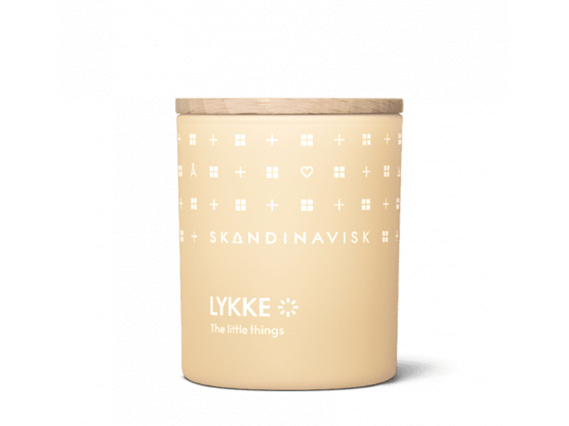 LYKKE MINI SCENTED CANDLE