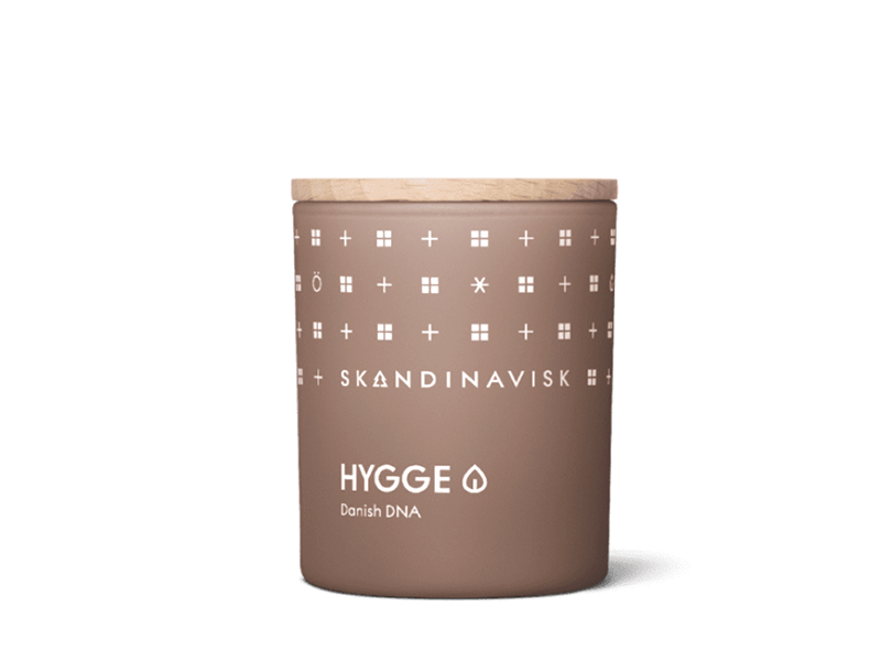 HYGGE MINI SCENTED CANDLE