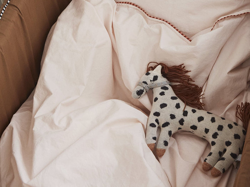 DARLING LITTLE PELLE PONY CUSHION  ☺