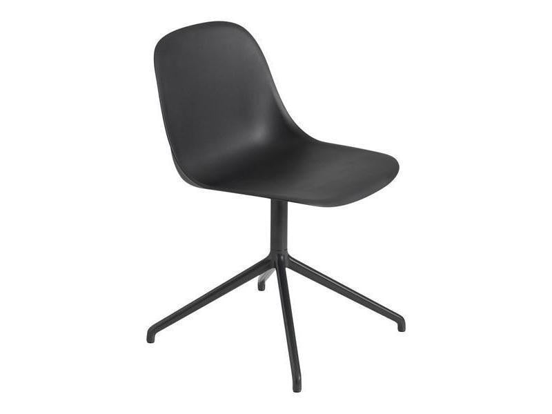 Fiber Side Chair Swivel Base W.O. Return