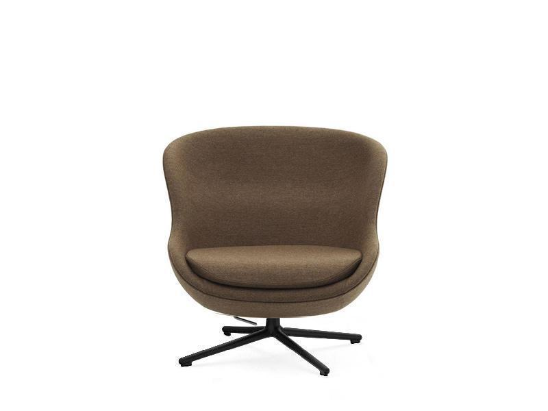 Hyg Lounge Chair Low Swivel Base
