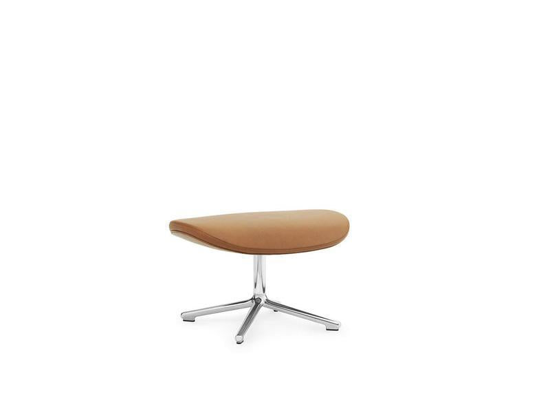 Hyg Foot Stool Alu Base