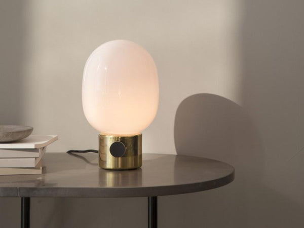 JWDA Table Lamp Brass