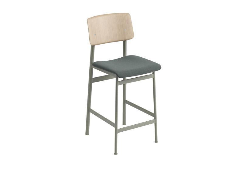 Loft Counter Stool Seat Upholstery