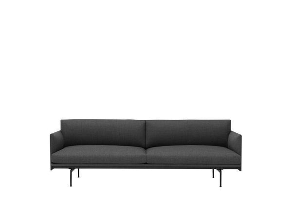 Outline Sofa 3 Seater