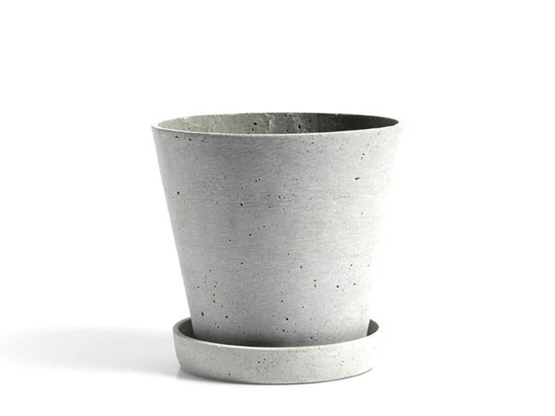 FLOWERPOT WITH SAUCER HAY-503622