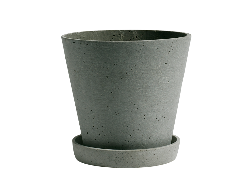 FLOWERPOT WITH SAUCER HAY-506679