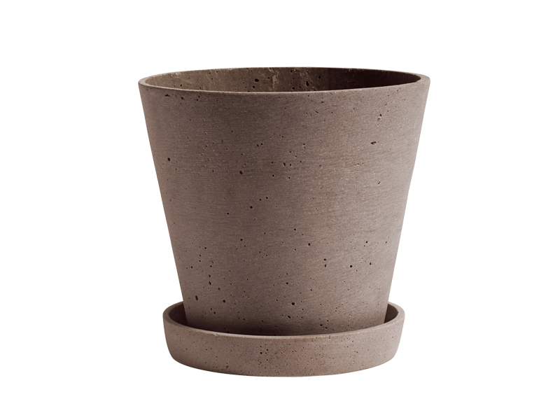 FLOWERPOT WITH SAUCER HAY-506680