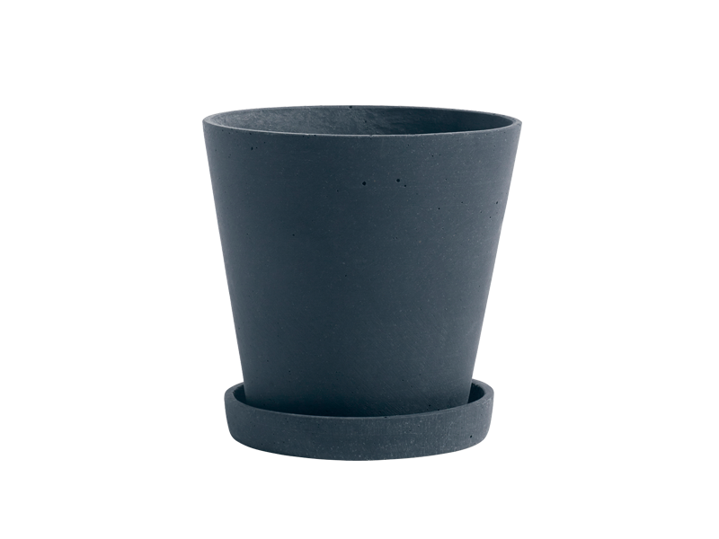 FLOWERPOT WITH SAUCER HAY-508423
