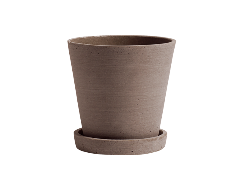FLOWERPOT WITH SAUCER HAY-506683