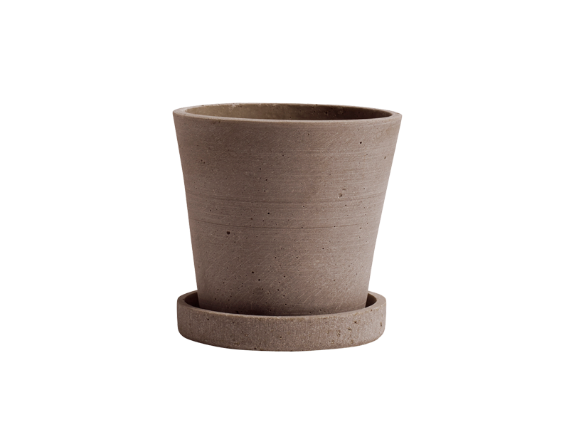 FLOWERPOT WITH SAUCER HAY-508425