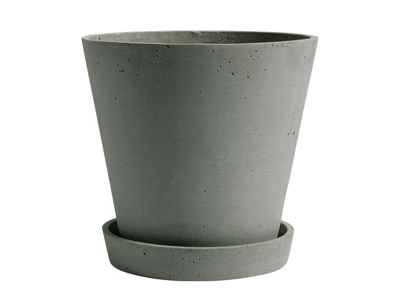 FLOWERPOT WITH SAUCER HAY-506676