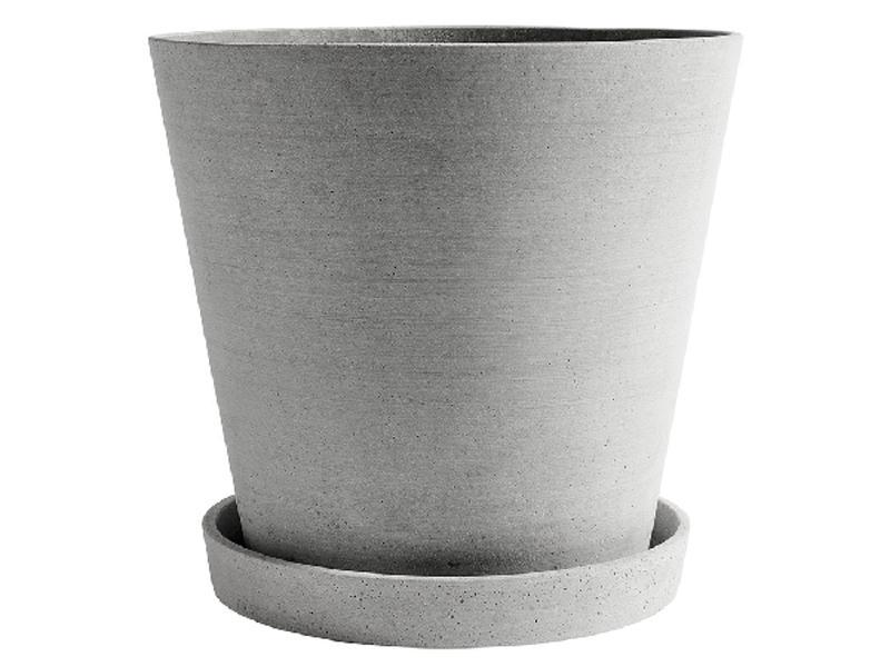FLOWERPOT WITH SAUCER HAY-503612