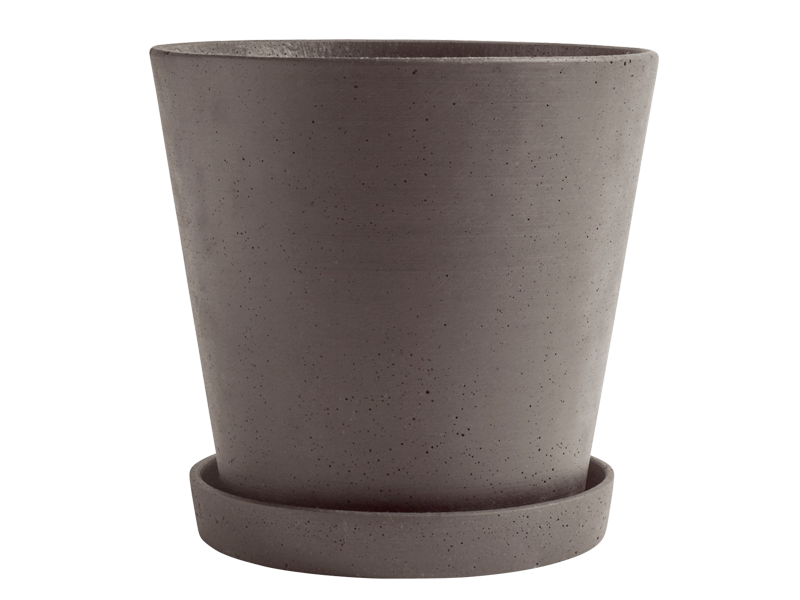 FLOWERPOT WITH SAUCER HAY-506673