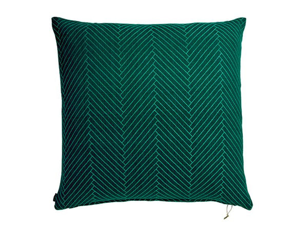 FLUFFY HERRINGBONE FLOOR CUSHION