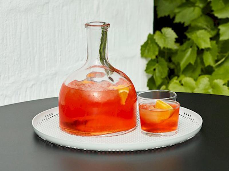 GLASS CARAFE HAY-506704