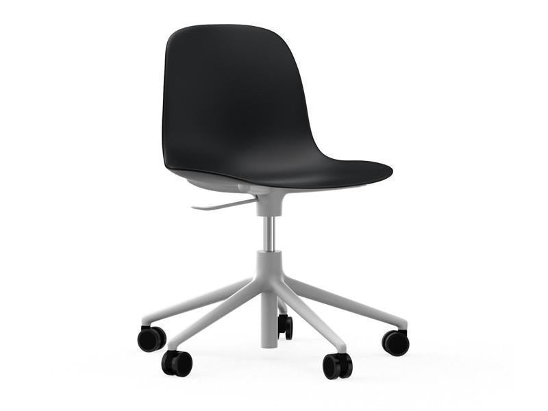 Form Chair 5W Gaslift Swivel Base