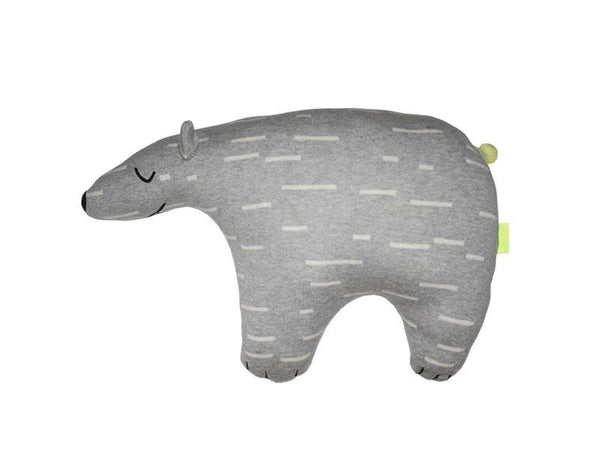 POLAR BEAR KNUT CUSHION  ☺