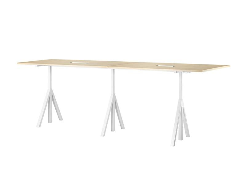 Conference Table Top for Height adjustable table frame