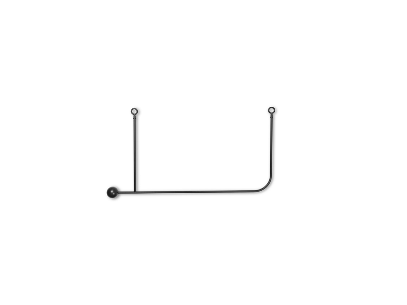 Pujo Hanging Coat Rack FERM-4249