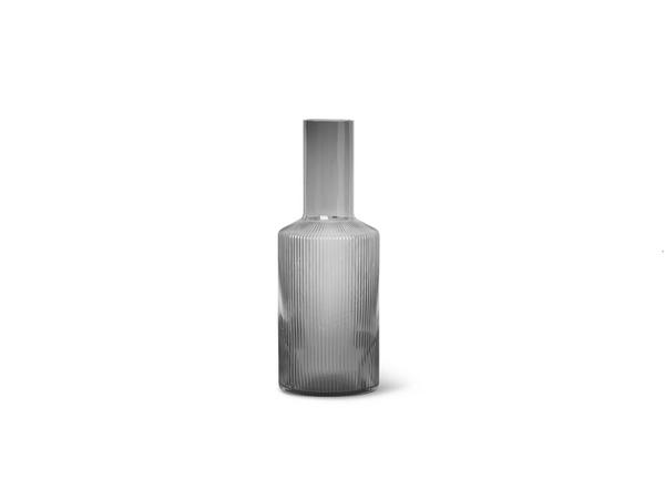 Ripple Carafe - Smoked Grey FERM-100125112