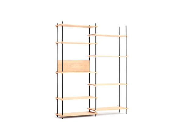 SHELVING SYSTEM - DOUBLE COLUMN TALL