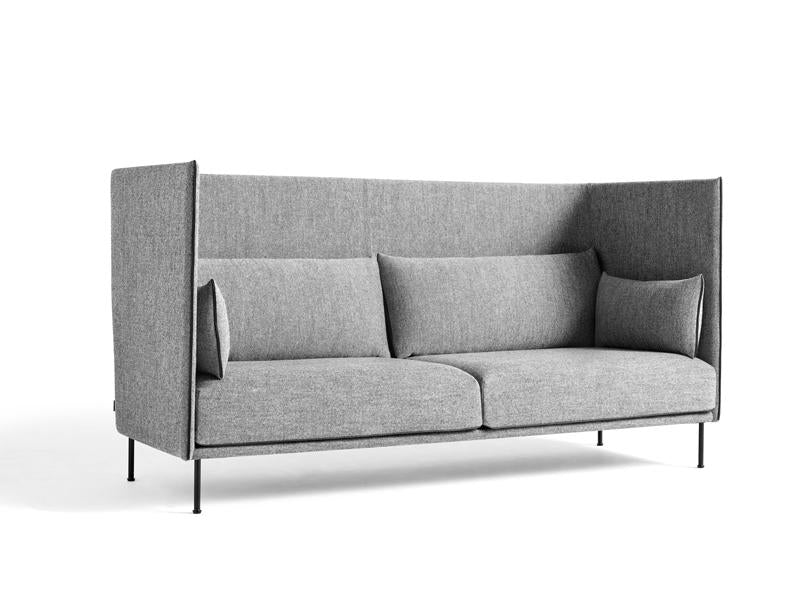 SILHOUETTE 3 SEATER HIGH BACKED