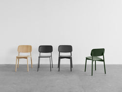 SOFT EDGE 10 CHAIR - METAL FRAME