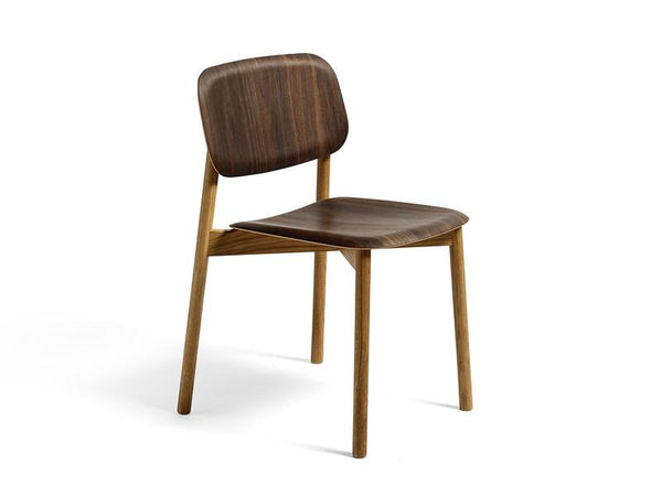 SOFT EDGE 12 CHAIR WOOD FRAME