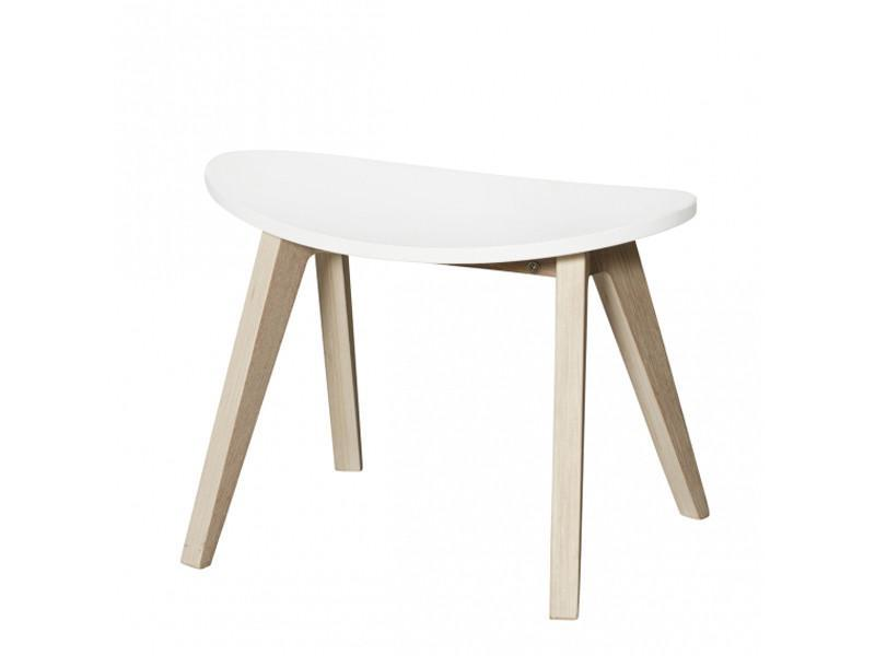 WOOD PINGPONG - HOCKER