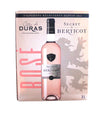 Côtes-De-Duras rosé Secret de Berticot bag in Box 3 litres