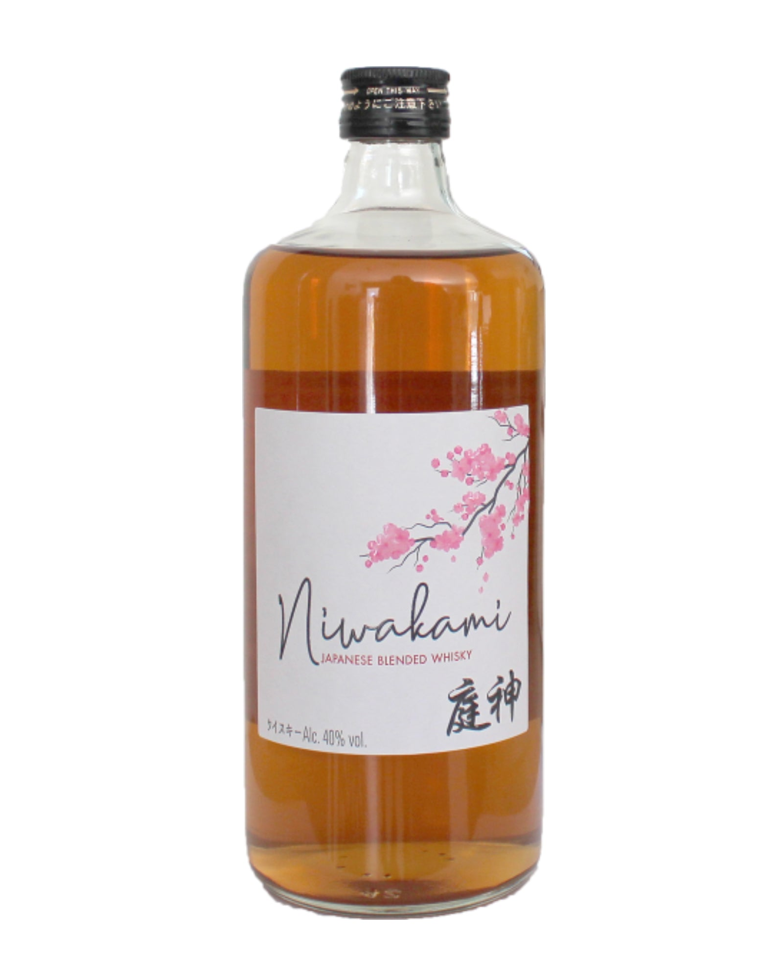 WHISKY JAPONAIS BLENDED NIWAKAMI 70cl
