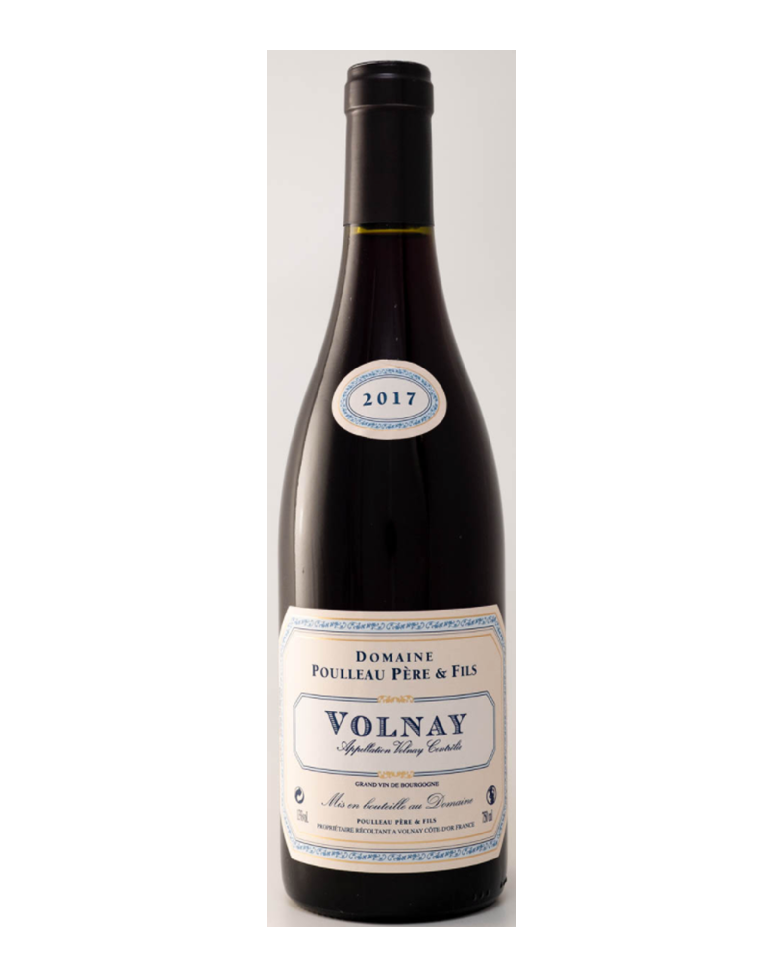 Volnay Domaine Poulleau 2017