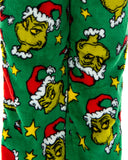 Dr. Seuss The Grinch Who Stole Christmas Matching Family Pajama Sets For Men, Women, Kids, Toddlers