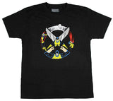 Marvel Men's Original X-Men Characters X Logo T-Shirt