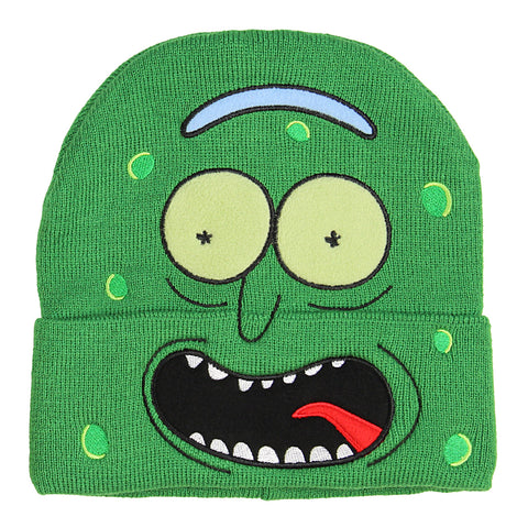 Bioworld Rick and Morty I'm Pickle Rick Hat Beanie