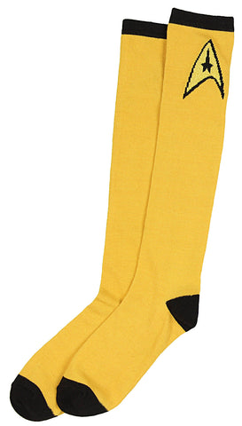 Star Trek Socks Uniform Costume Dress Adult
