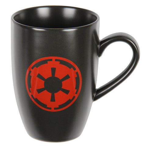 Star Wars Imperial Logo Mug 16oz Sith Empire Ceramic Tea Coffee Cup