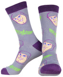 Disney Toy Story Multi-Character Adult 7-Pack Crew Socks