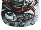 Marvel Comics Venom Sublimated All Over Print Snapback Hat