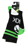 Xbox Socks Gaming Console Logo Adult Crew Socks 1 Pair