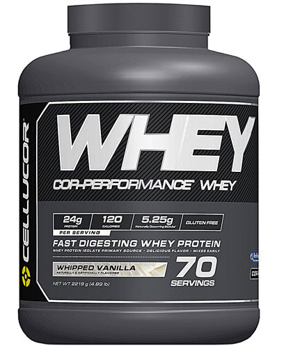 Whey cellucor whipped vanilla