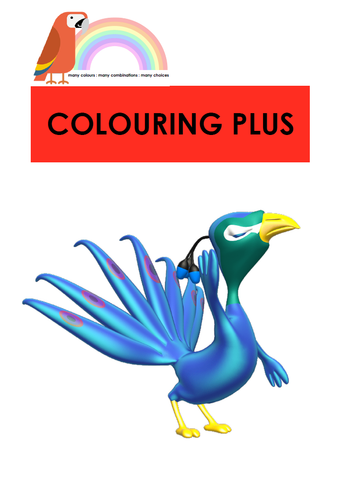 COLOURING PLUS